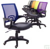 2015 Best seller high quality mid back mesh task swivel lift computer desk office typist chairs factory china supplier