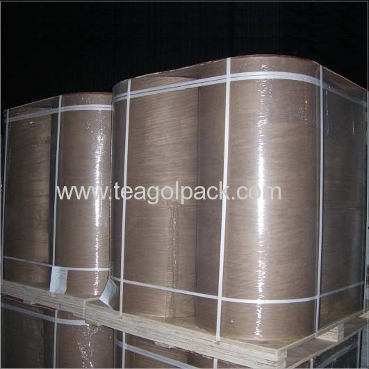 Jumbo Rolls Pallets Package