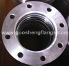 Carbon steel A105 plate flange