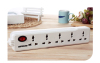 universal power strip,extension socket,electrical power receptacles