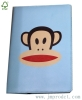 authorized Paul Frank theme leather diary notebook