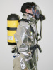 self contained possitive pressure air breathing apparatus