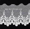 Fashion embroidery lace trimming for apparel EL115