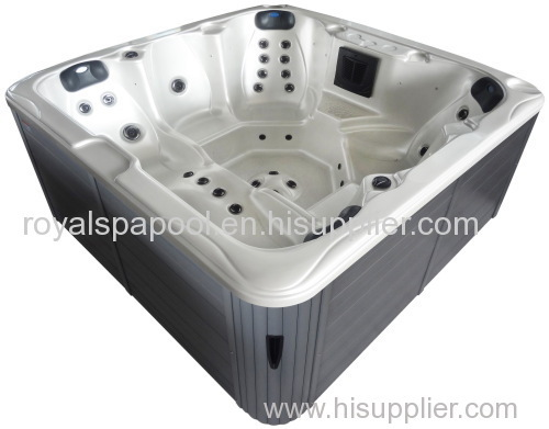 garden large massage outdoor spa hot tub