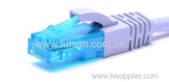 100Mbps/1000Mbps High Speed AMP Cat6 Patch Cord