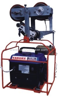 Cable Feeder Machine for Underground Cable Laying