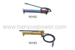 Manual Pump Manual Pump crimping tools