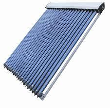 non-pressurized vacuum tube solar hot water heater