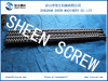 KMD90/26 parallel twin screw barrel for PVC pipe extruder