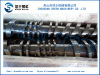 50/103 Conical twin screw barrel for Xinxing extruder