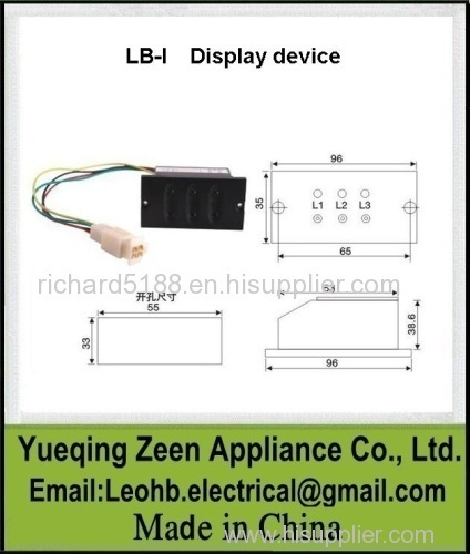 LB-1 Charged Display Device For Switchgear,switchgear charge display device,LB-1 Switchgear Charged Display Device