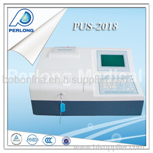 Biochemistry analyzer (lab equipment) PUS-2018G