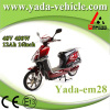 48v 450w 12ah 16inch drum brake sport style electric scooter motorcycle (yada em28)