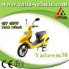 48v 450w 12ah 16inch drum brake sport style electric scooter motorcycle (yada em30)