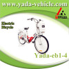 48v 250w 10ah 20inch lithium mini city electric bicycle bike (yada eb1-4)
