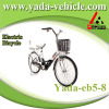 48v 250w 10ah 20inch lithium mini city electric bicycle bike (yada eb5-8)