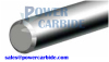Tungsten Carbide rods ground