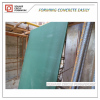 150 times repeatable plastic concrete formwork panel