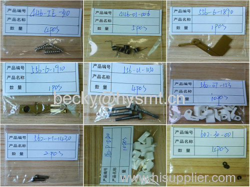 TDK machine AI spare parts(Automatic Insertion machines spare parts)