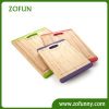 Bamboo flexible cutting board