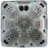 101 Jets Hot Tub Hydro massage pool for 7 Person