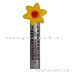 new garden thermometer; new design garden thermometer