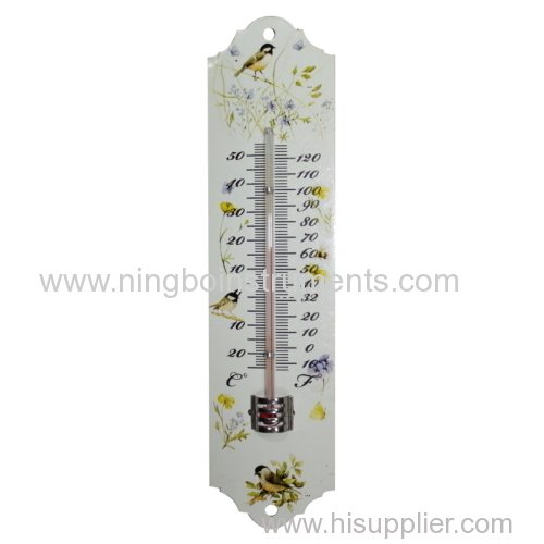Metal Thermometer; Metal Garden Thermometer