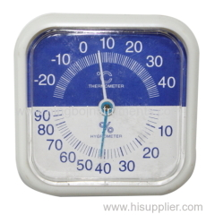 Garden Thermometer & Hygrometer; Thermometer & Hygrometer