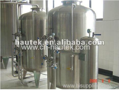 sand filter for water treatments