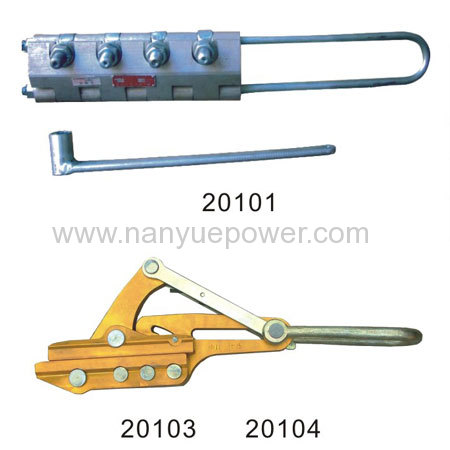 Manual Pump crimping tools