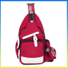 Korea style fashion sports bag cute canvas satchel chest package