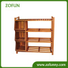 Bamboo Modern Shoe Shelf Wholesale
