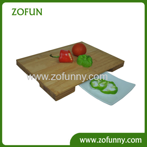 Available and durable bamboo cutting board