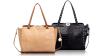 Fashion leather hand bags