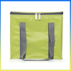 Green large capacity ice pack healthy gift promotion cooler box