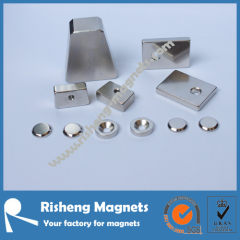 Rare Eearth Magents Irregular shaped Neodymium Permanent Magnet