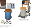 Hot Sell Electrostatic Powder Coating Equipment