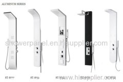 LEADING MANUFACTURER OF ALUMINUM SHOWER PANELS