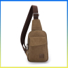 Qualified message chest bag 2014 new canvas casual shoulder bag