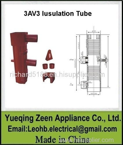 VS1-12/3150A Insulation cylinder for embedded poles