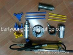 Rolls Dismantling Device/kits for dismantling and installing the MDDK rolls