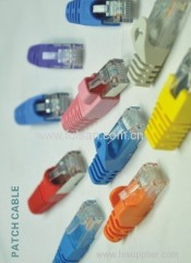 Cat5e Snagless Crossover Patch Cord Patch Cable