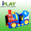 Bubble Happy Train-Happy train with blowing bubbles coin operated rides for kids