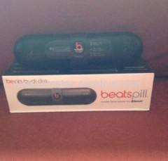 New Mini Beats Pill by Dr.Dre Stereo Wireless Bluetooth Speakers