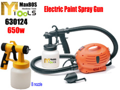 DIY Home Electric Paint Sprayer outdoor Painting Gun and Sprayer