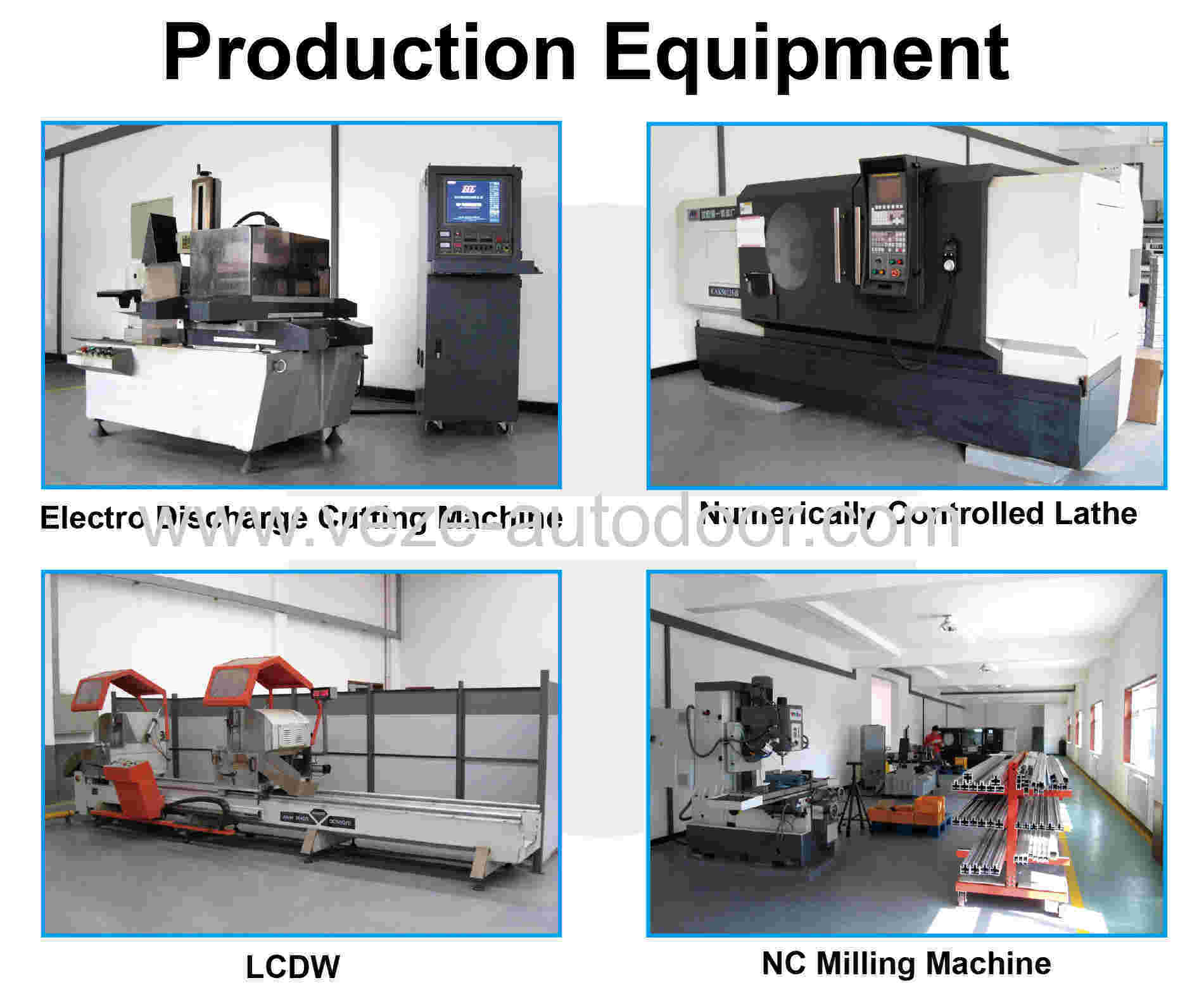 Product Equipment