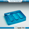 Plastic blister insert tray for cosmetic