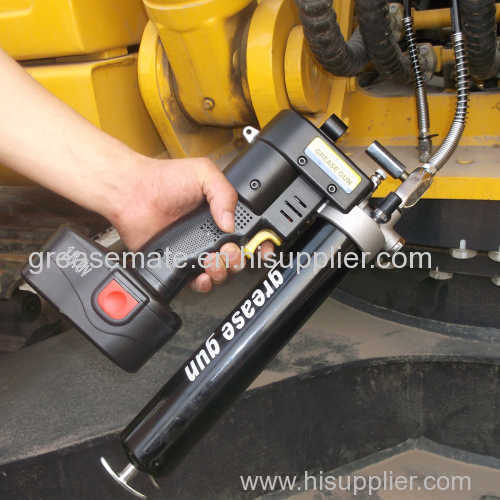 14.4V battery grease gun
