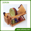 Special Bamboo Dish Rack for Kitchen