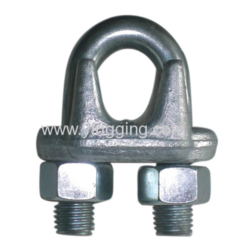 Drop Forged US Type Wire Rope Clip